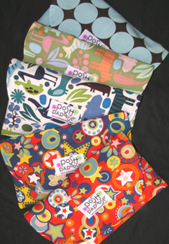 Tutorial: Diaper Pouch + Changing Pad | Craft Buds