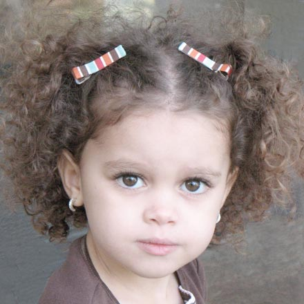 stylish hair for babies
