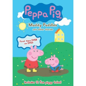 Post image for Peppa Pig- Muddy Puddles and Other Stories- Team Mom Review