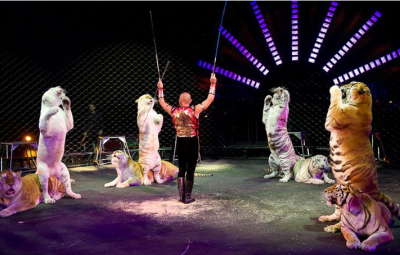 Post image for Ringling Bros. Fully Charged in Sacramento, Only 2 Nights Left!!