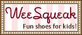 Post image for Wee Squeak Shoes- Review and Giveaway!