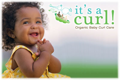 Post image for Curly Hair Products for Babies and Kids from Curls