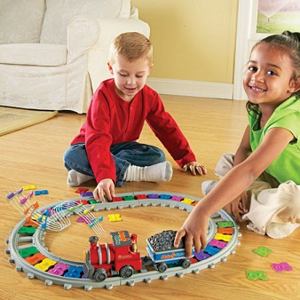 Post image for Melody Express Musical Train from Learning Resources! Review and Giveaway!!