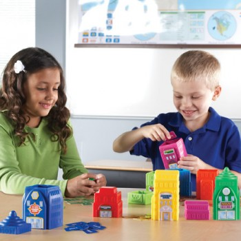 Post image for Sentence Buildings from Learning Resources Review and Giveaway!!