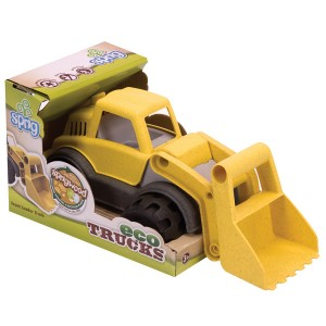 Post image for Sprig Toys Eco Front Loader from Schylling Toys- Review